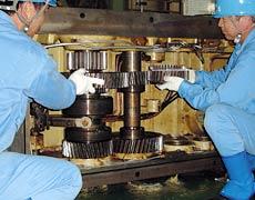 各種工作機械の保守・保全