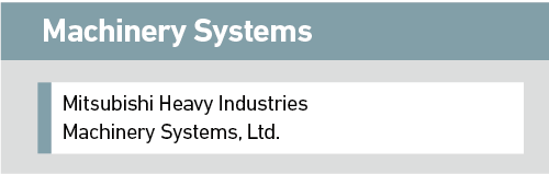 Machinery Systems