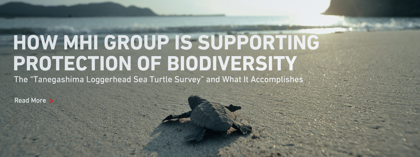 How MHI Group is Supporting Protection of Biodiversity