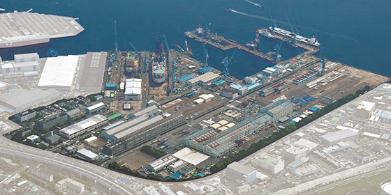 Yokohama Dockyard & Machinery Works