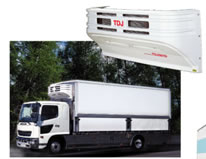 Refrigeration Units for Trucks and Trailers