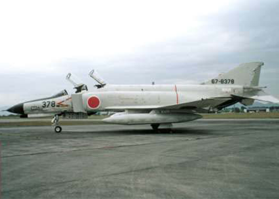 F-4EJ Fighter Plane
